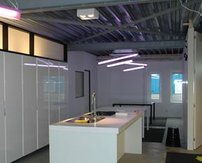 kantoorinrichting interieurbouw lichtadvies wonenenzo