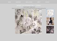 Rogue Original website design for Mica Knapp, MA based artist