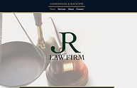 JR Law Website