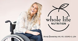 Whole Life Nutrition Dietician Anna Rogue Original graphics