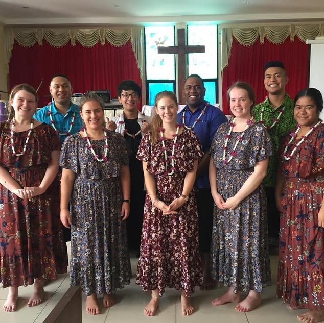 DTS Outreach Team in Thailand!