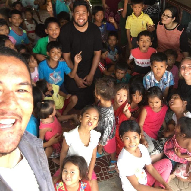 Children's Ministry in Cambodia