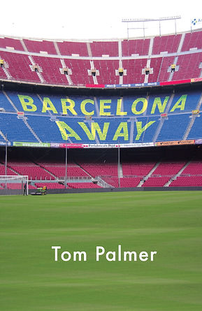 Barcelona Away by Tom Palmer