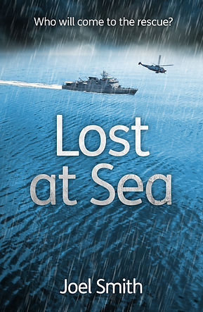 Lost At Sea by Joel Smith