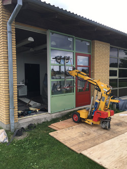 Nye energibesparende vinduer