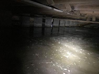 Crawl Space Leaking - Crawl Space Waterp