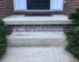 Concrete Leveling - Steps - 3