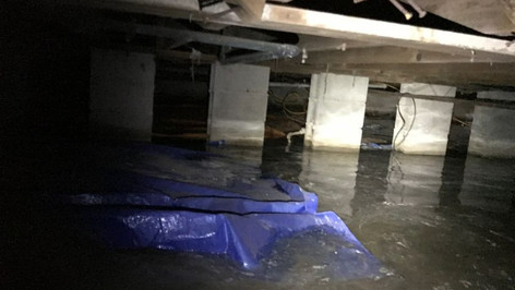Crawl Space Waterproofing Company - Midl