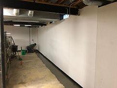 Finished Basement Waterproofing - Michig