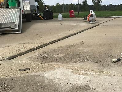 Concrete Leveling - Driveways - 1 - Sagi