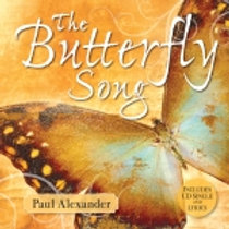 The Butterfly Song Gift Book and CD