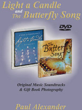 Light A Candle & The Butterfly Song DVD