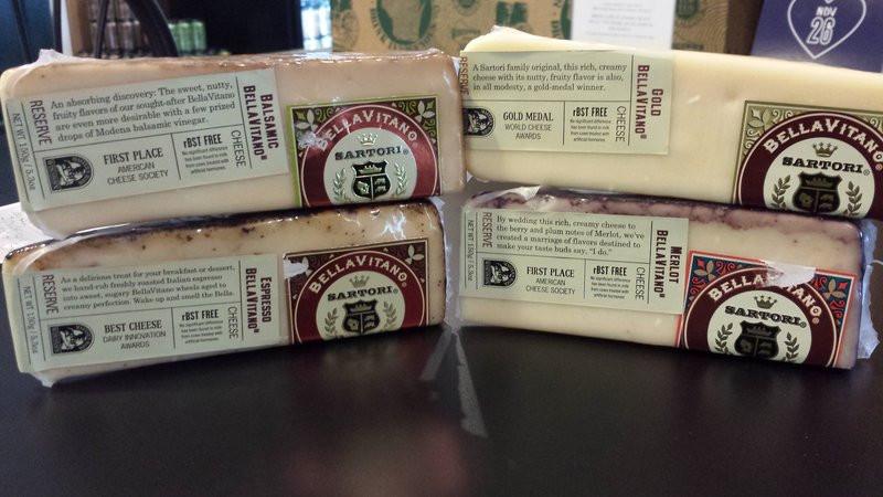 Bellavitano Cheese
