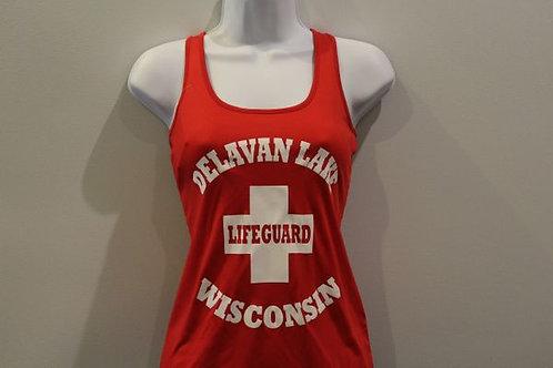 Lifeguard Delavan Lake Tank