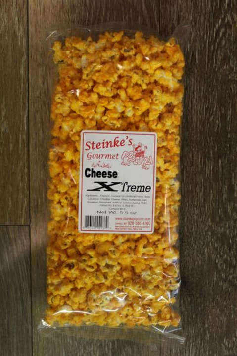 Steinke's Gourmet Popcorn Cheese Xtreme