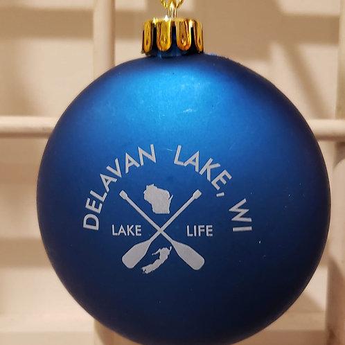 Delavan Lake Ornament