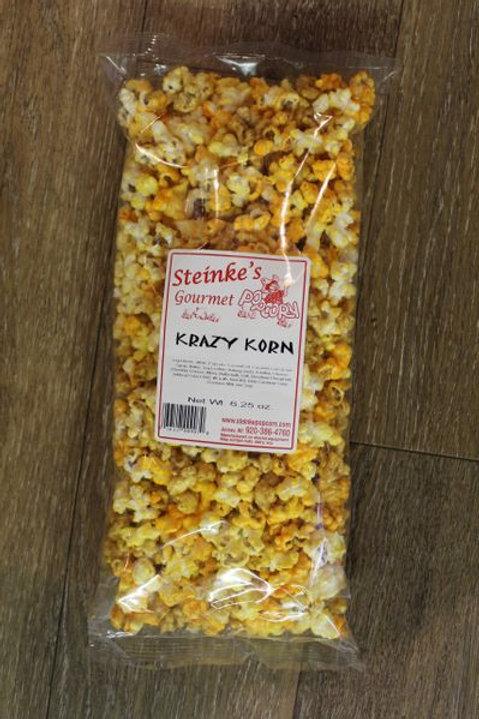 Steinke's Gourmet Popcorn Krazy Korn