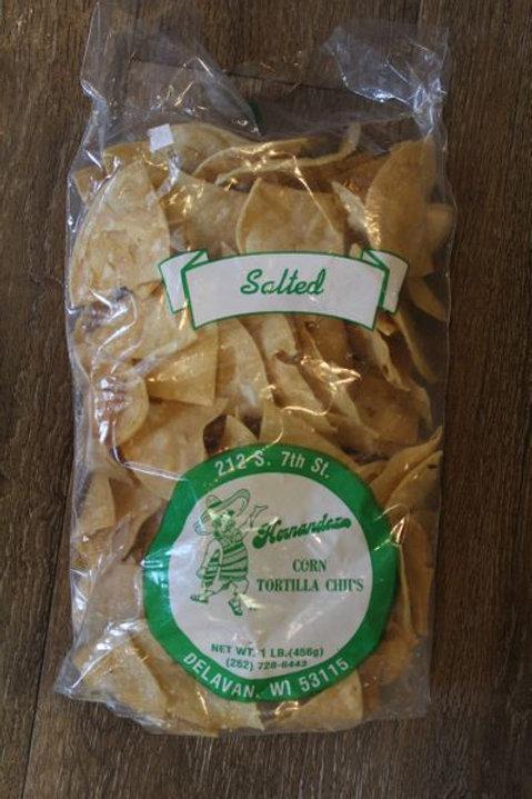 Hernandez Corn Tortilla Chips