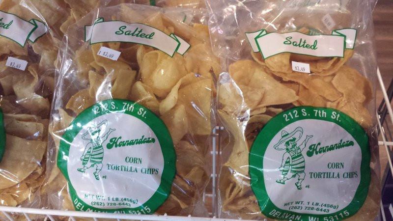 Hernandez Tortilla Chips