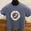 Thumbnail: Youth Delavan Lake Circle Logo T Shirt
