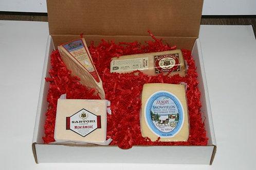 Cheese Sampler Box