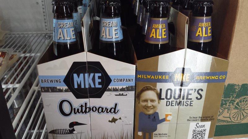 Milwaukee Brewing Beers