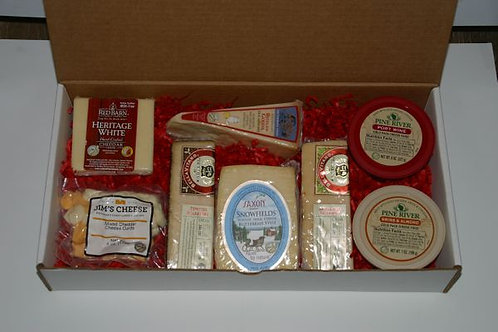 The Ultimate Cheese Box