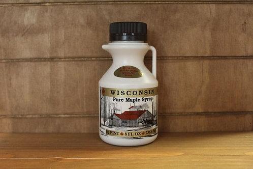 8 oz Wisconsin Pure Maple Syrup - Engel's Sugar Bush