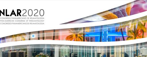 22º Congreso Panamericano de Reumatología PANLAR 2020