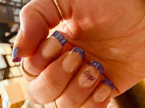 HOPE Nail Art