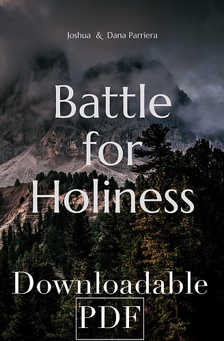 Battle for Holiness (downloadable ebook)