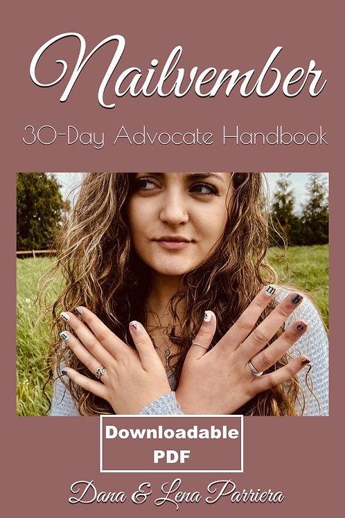 PDF Nailvember 30-Day Advocate Handbook