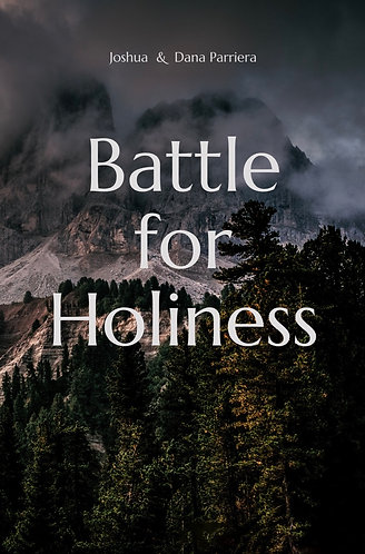 Battle for Holiness Paperback Book