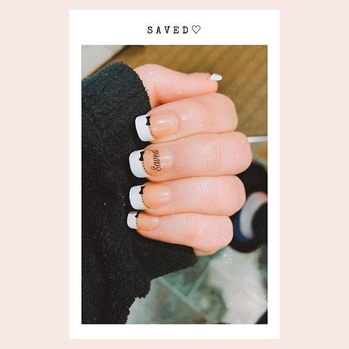 SAVED Nail Art