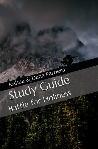 Study Guide: Battle for Holiness Paperback
