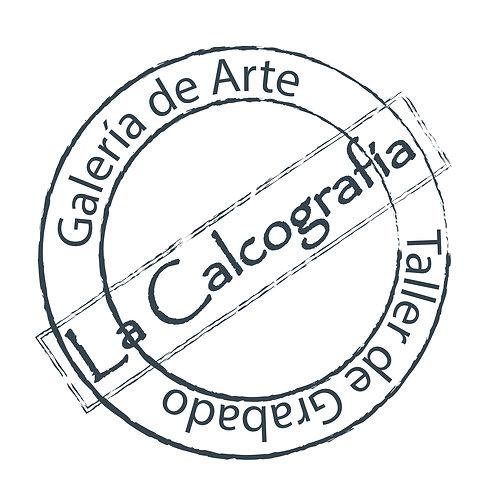 COLECCIÓN LA CALCOGRAFÍA DE GRÁFICA CONTEMPORÁNEA