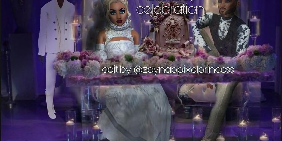 Promotional Online Party: Royal Pixel Empire Birthday