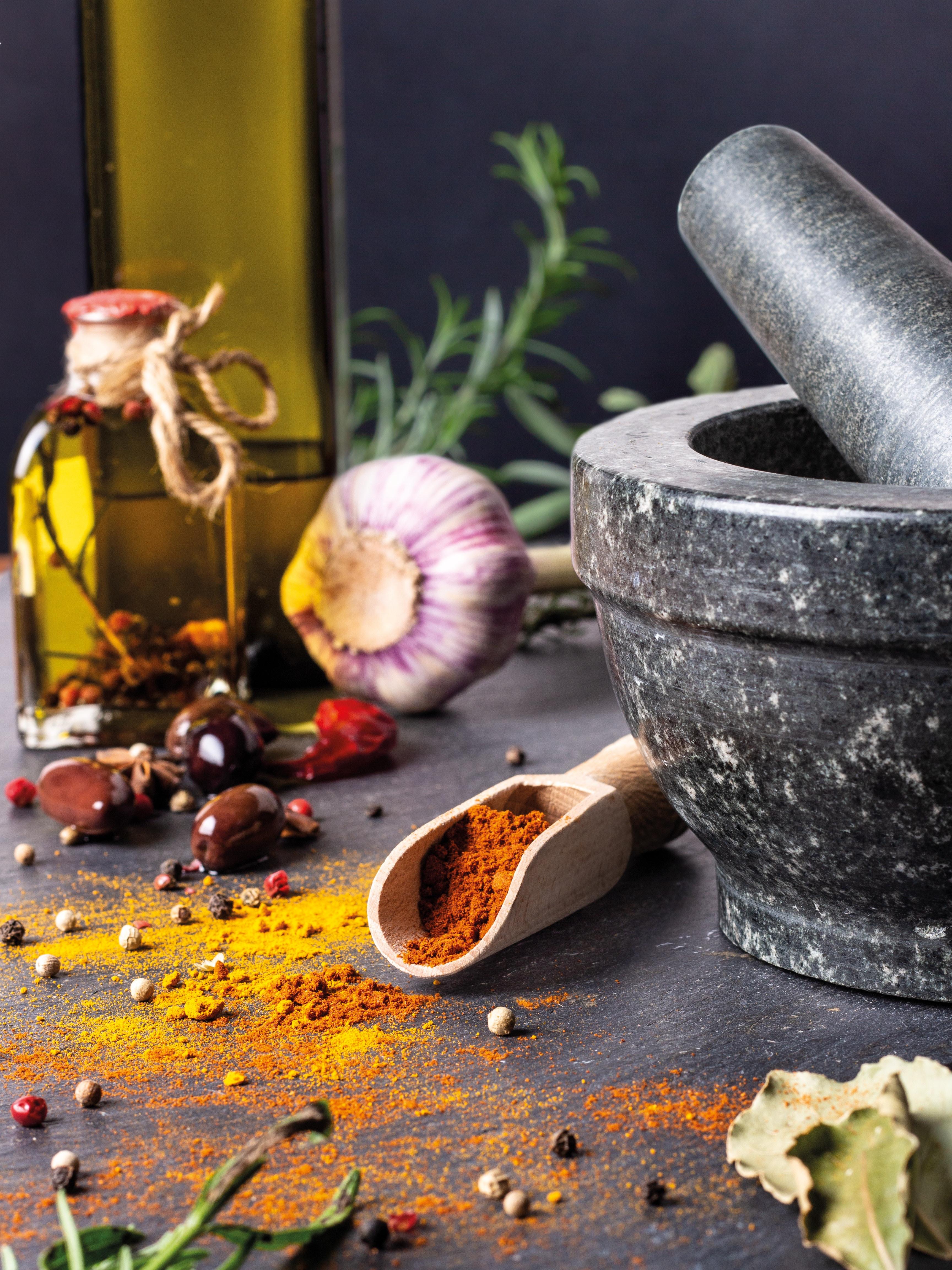 Custom Herb & Diet Plan