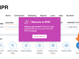 Top Five Things You Should Know About the New RPR Homepage