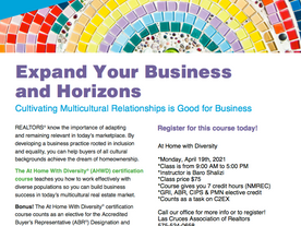 Expand Your Business and Horizons: Cultivating Multicultural Relationships is Good for Business
