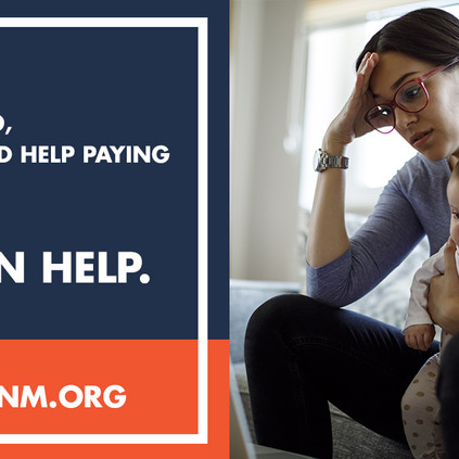 NEW MEXICO, DO YOU NEED RENTAL ASSISTANCE?