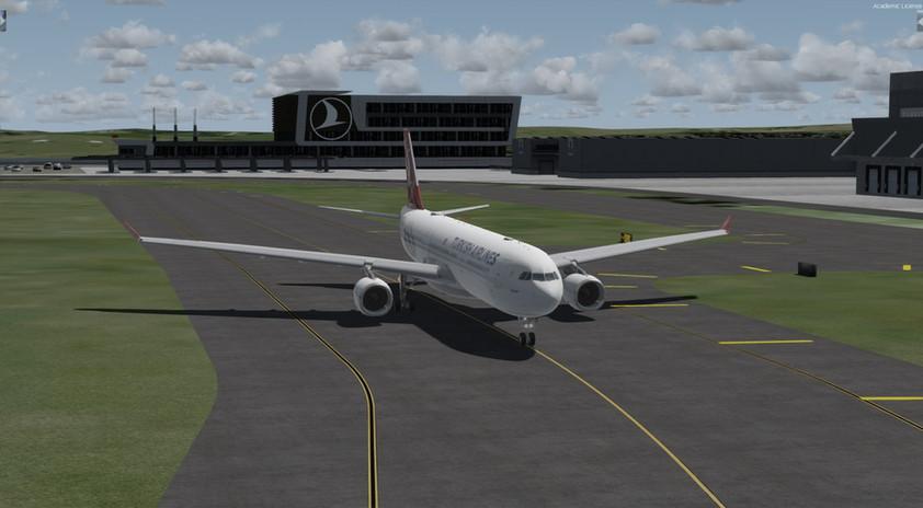 LTFM - ISTANBUL HAVALIMANI / AIRPORT