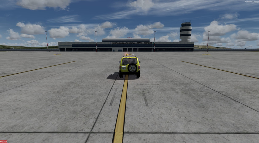 LTCN - KAHRAMANMARAS AIRPORT