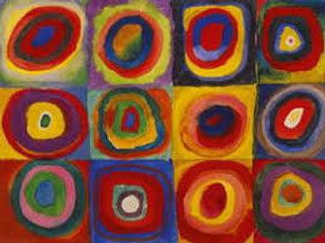 Wassily Kandinsky Lesson