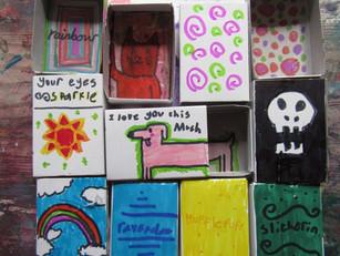 August summer workshops: Flora Borsi and Matchbox Sculptures