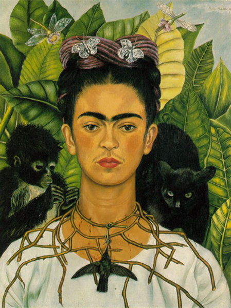 Frida Kahlo Lesson