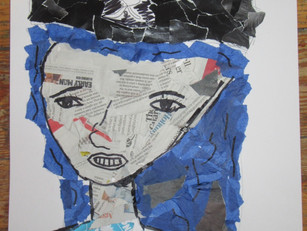 Self-Portraits: Megan Coyle