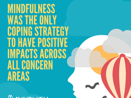 Mindfulness for mental health during the pandemic and beyond
