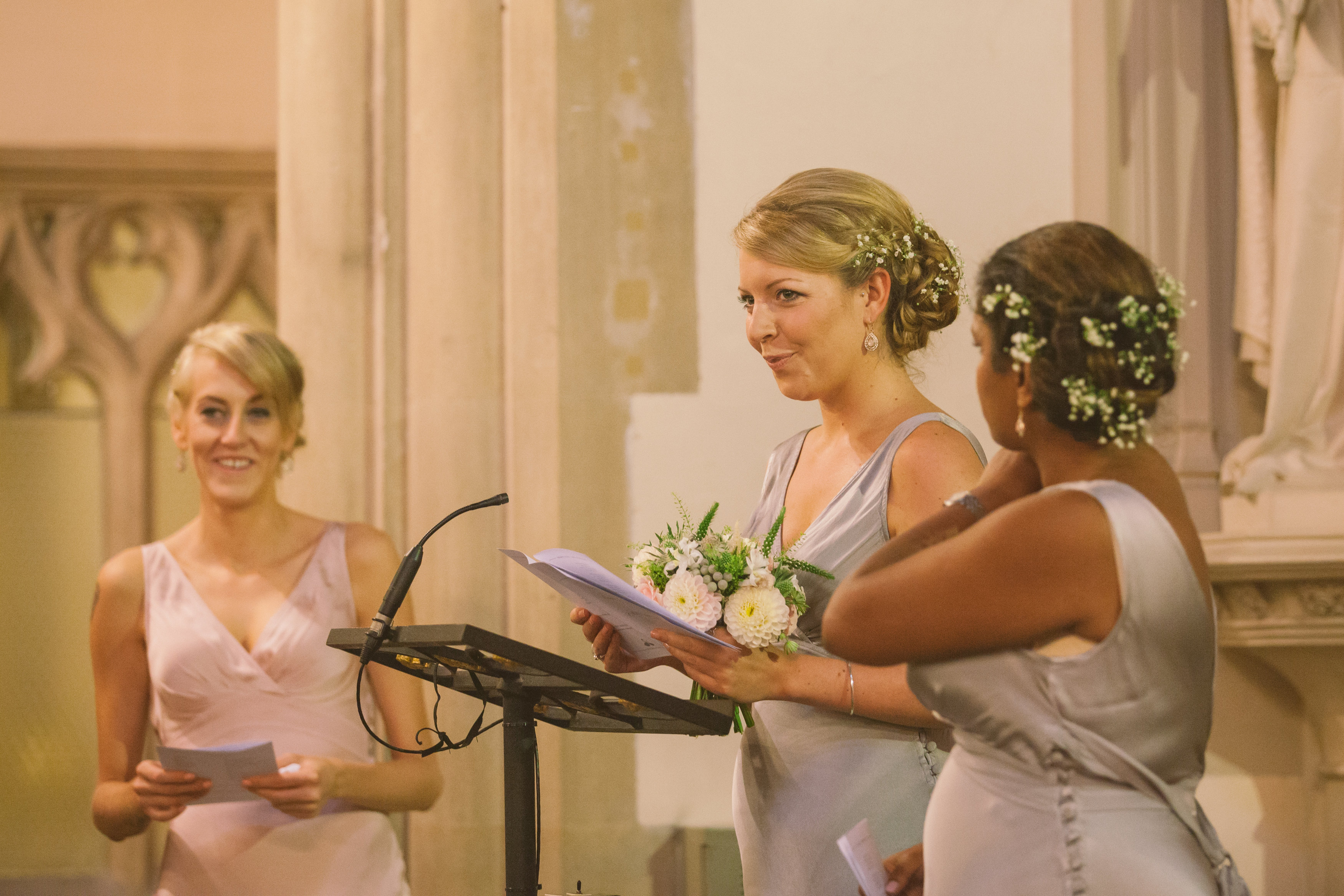 Bridesmaids Styling