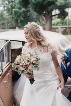 Bride Tiffany
